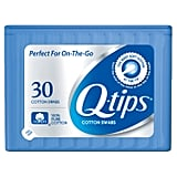 Q-tips Blue Purse Pack Cotton Swabs – 30ct