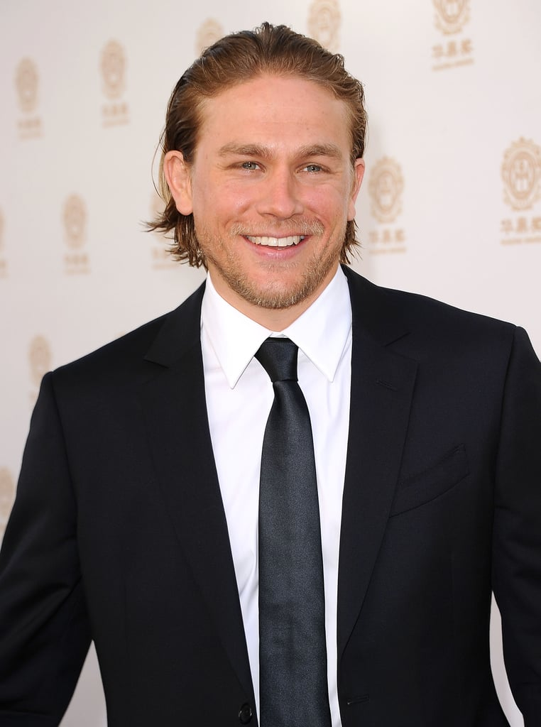 Charlie Hunnam S Hottest Pictures Wearing A Suit