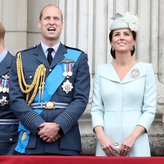 Prince William Laughing at Westminster Abbey Video July 2018