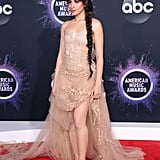 Camila Cabello's Tulle Dress at the American Music Awards