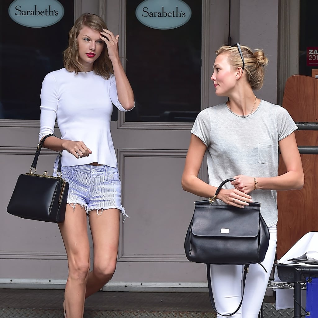 It s not like we haven t seen Taylor and Karlie together before 6791d6cb48d94