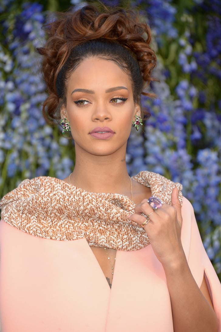 The Best Beauty Looks Rihanna Has Rocked So Far