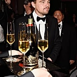 He Tried to Ignore the Allure of Celebratory Champagne