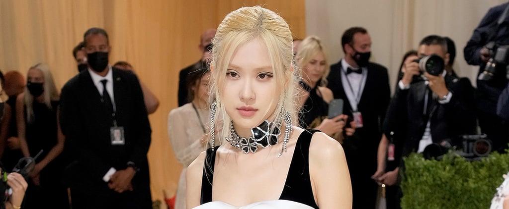 Rosé's YSL Dress at the Met Gala Was Also Worn by Zendaya