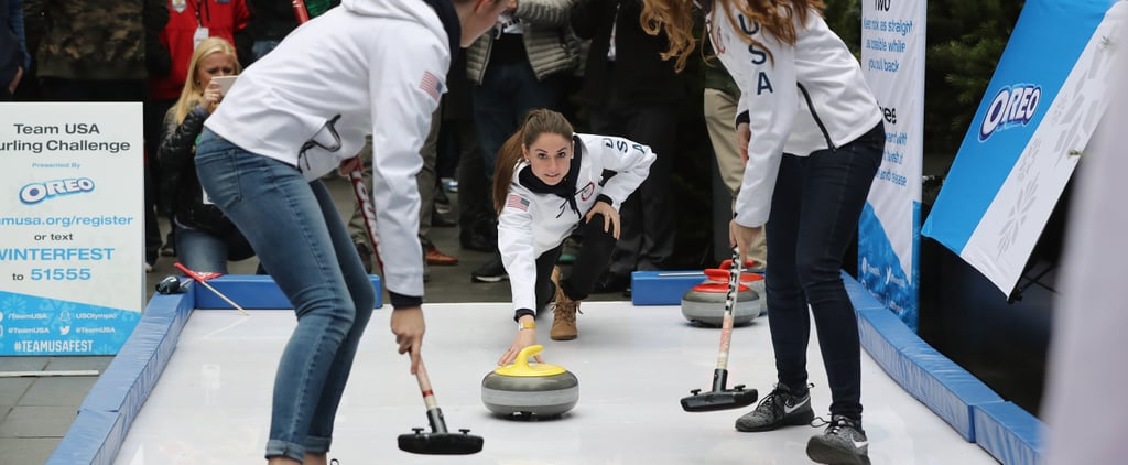 So What's Up With Curling? Learn More About the Curious Sport Before the Winter Olympics