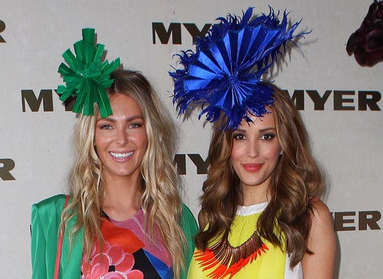 Pictures of the Celebrity Beauty Looks at the 2011 Melbourne Cup Including Jennifer Hawkins, Rebecca Judd & More!
