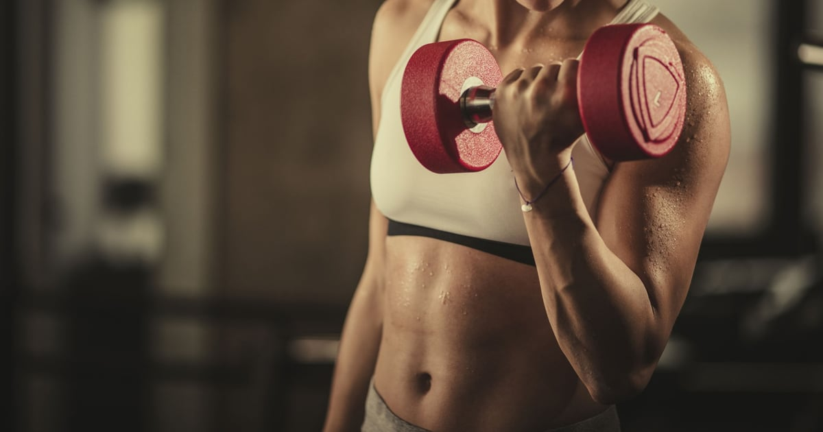 Chisel Your Arms and Carve Your Core With This 1 Intense Workout