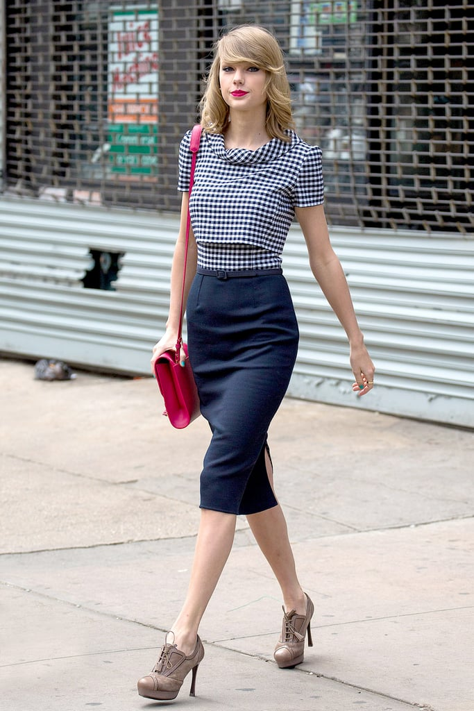 Taylor Swift Street Style Pictures Popsugar Fashion Australia