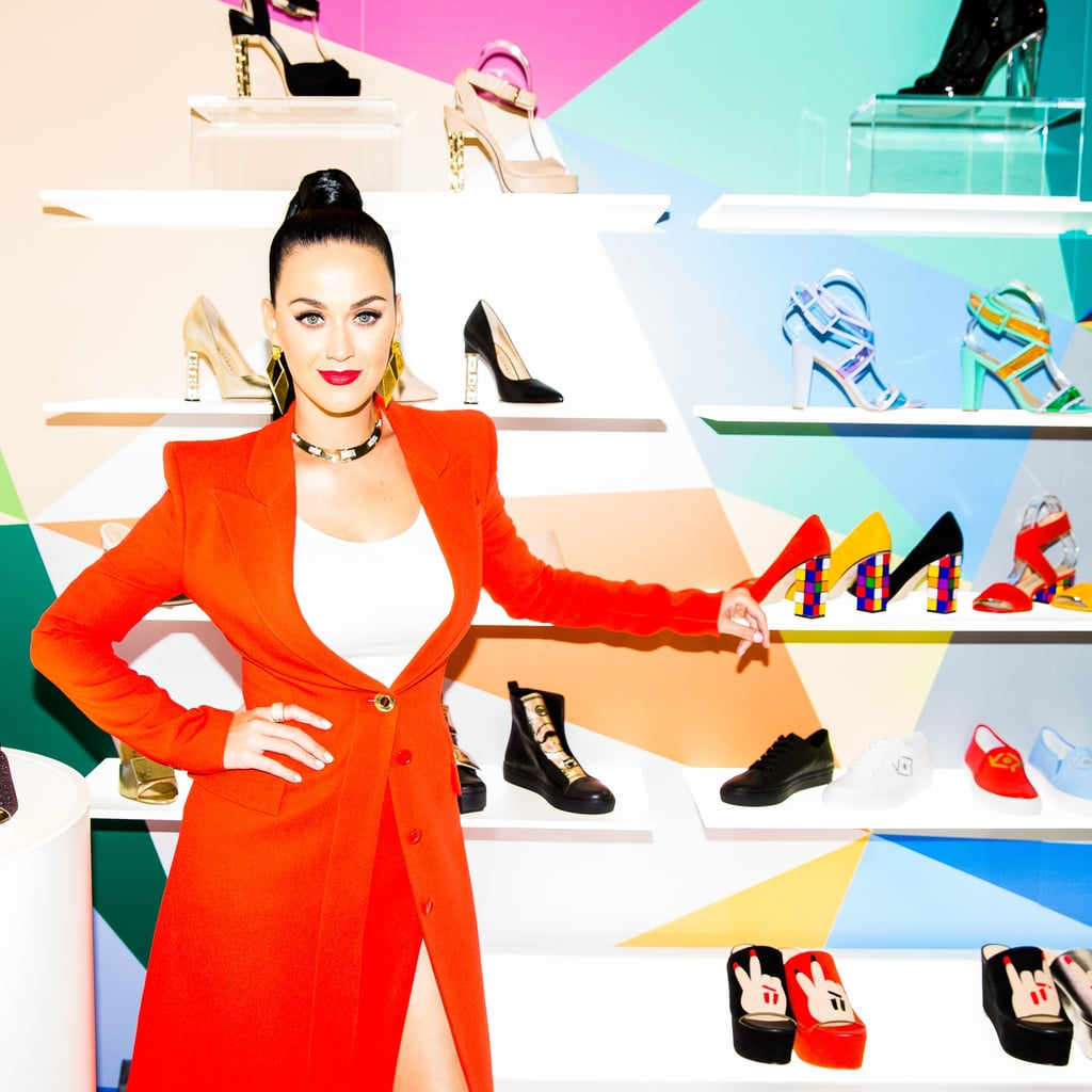 Katy Perry Shoe Collection With Global Brands