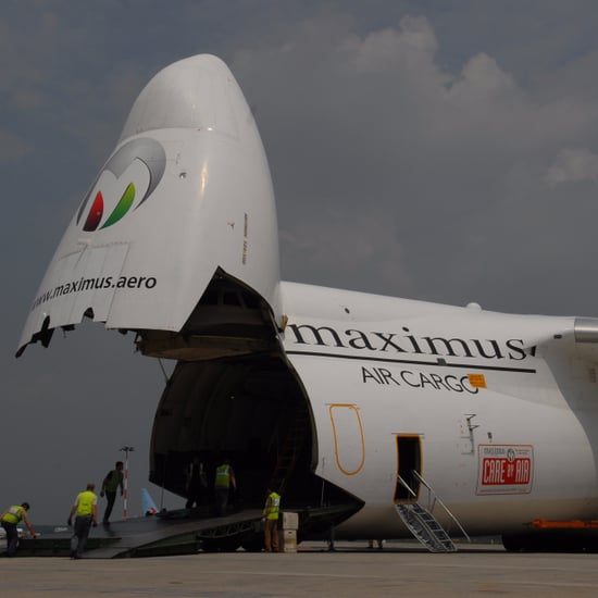 Abu Dhabi-Based Maximus Airlines Helps With Hurricane Irma