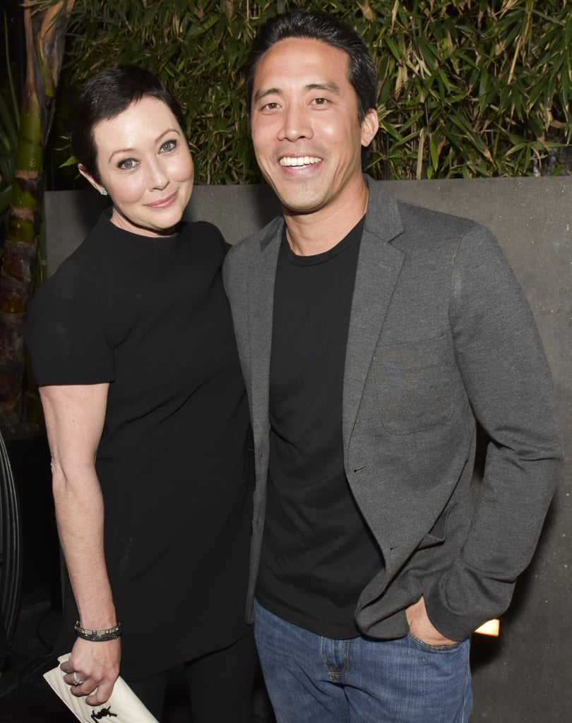 Shannen Doherty at Animal Hope and Wellness Foundation Event