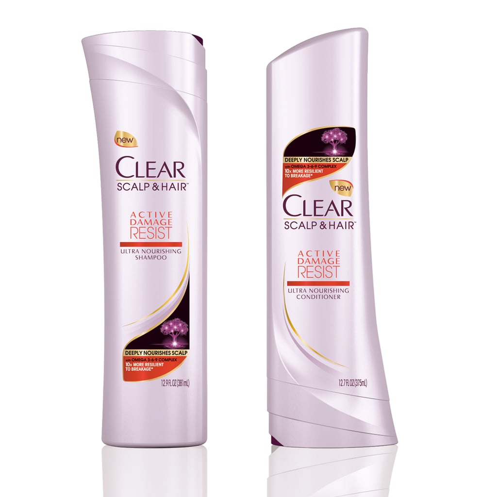 Clear Active Damage Resist Ultra Nourishing Shampoo & Conditioner