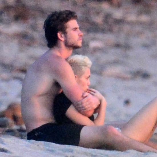 Miley Cyrus and Liam Hemsworth in Costa Rica | Pictures