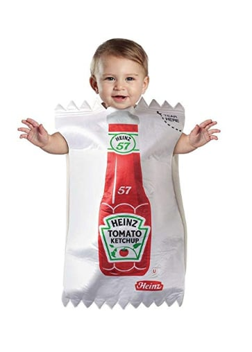 Baby Ketchup Costume