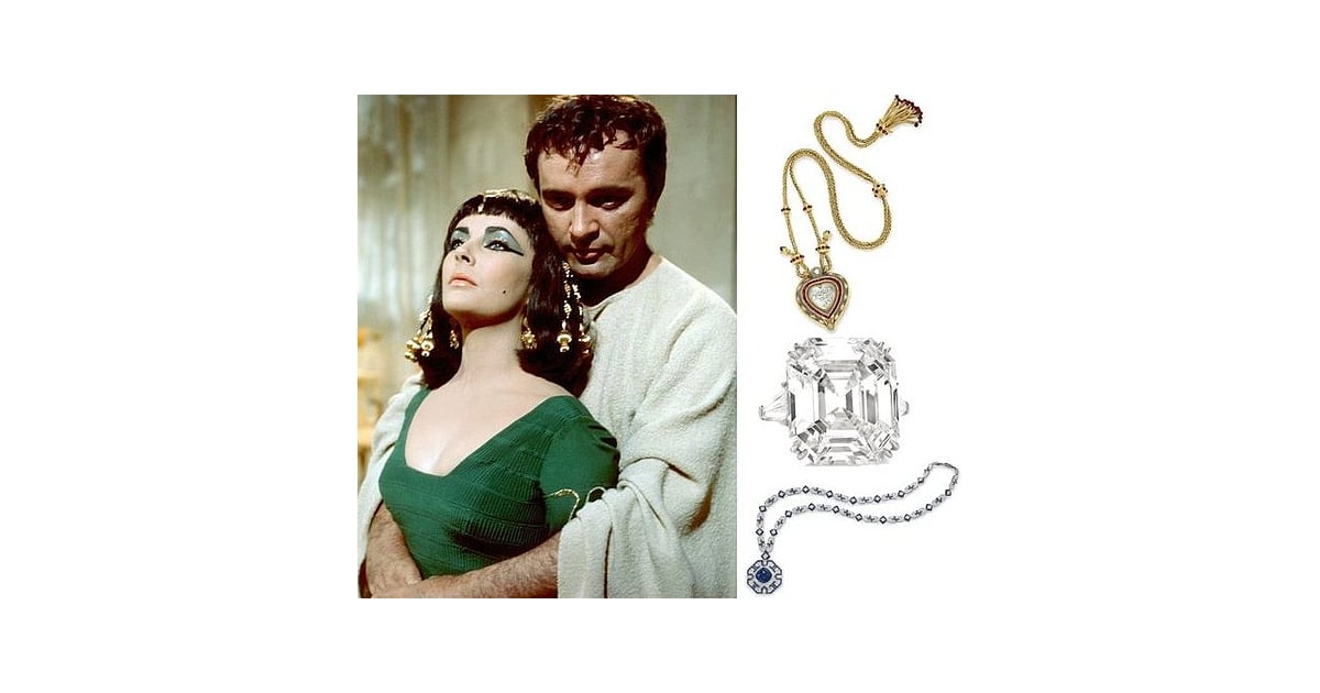 Sugar Shout Out: The Love Stories Behind Elizabeth Taylor ...