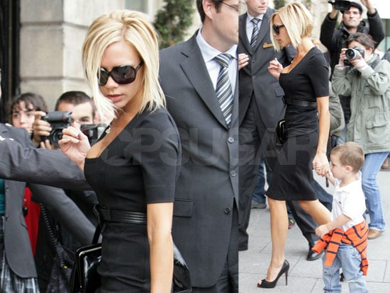 Cruz Takes His Fashion Sense and Mom To Paris