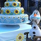 Oh, Olaf. Silly snowman.