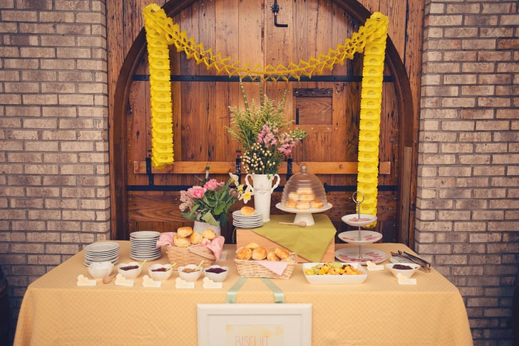 Love Is Sweet Like Honey at This Bridal Shower