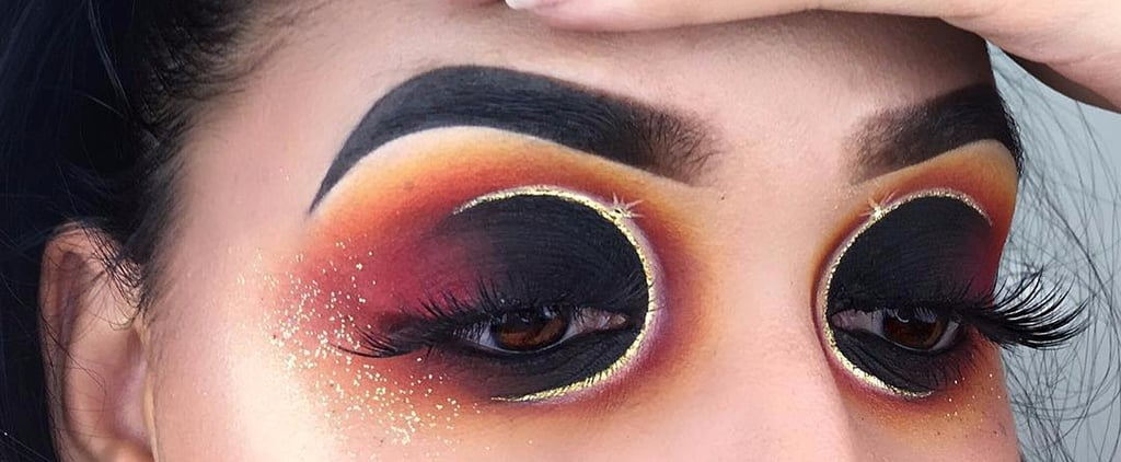 Don't Worry If You Slept Through the Solar Eclipse, This Makeup Version Is Even Better