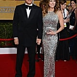 Tom Hanks and Rita Wilson were the picture of Hollywood royalty on the red carpet.
