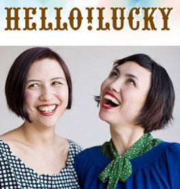 The Card Shop: Hello!Lucky's New Site and Cards
