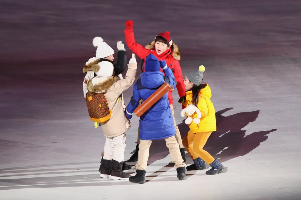 2018 Winter Olympics Opening Ceremony Pictures