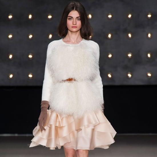Milly New York Fashion Week Runway Fall 2014