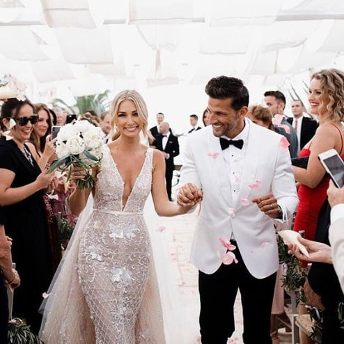 Anna Heinrich and Tim Robards Wedding Pictures