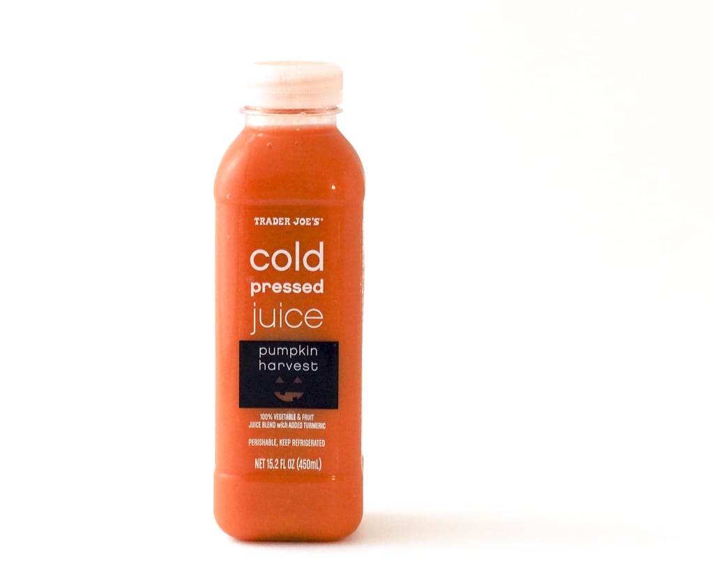 Pick Up: Trader Joe's Cold Pressed Pumpkin Juice ($5)