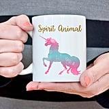 Unicorn Mug ($15)