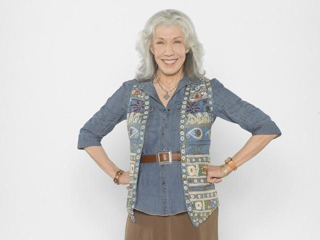 Lily Tomlin stars as Lillie Mae in Malibu Country.