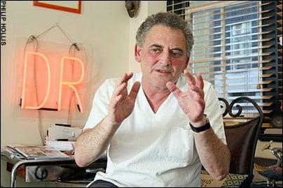 Botox King Dr. Sebagh Stops Wrinkles, Starts Blabbing