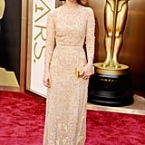 Sarah Paulson at the 2014 Oscars