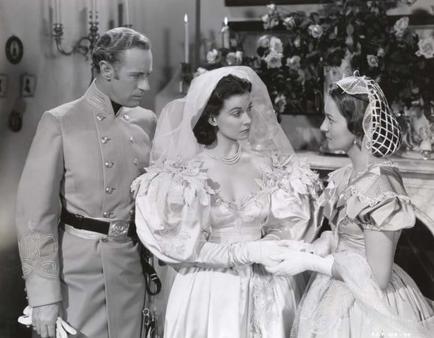 Gone With the Wind | The Best Wedding Dresses from Movies | POPSUGAR ...