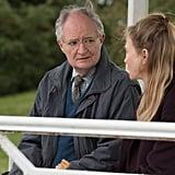 Jim Broadbent as Bridget's dad.