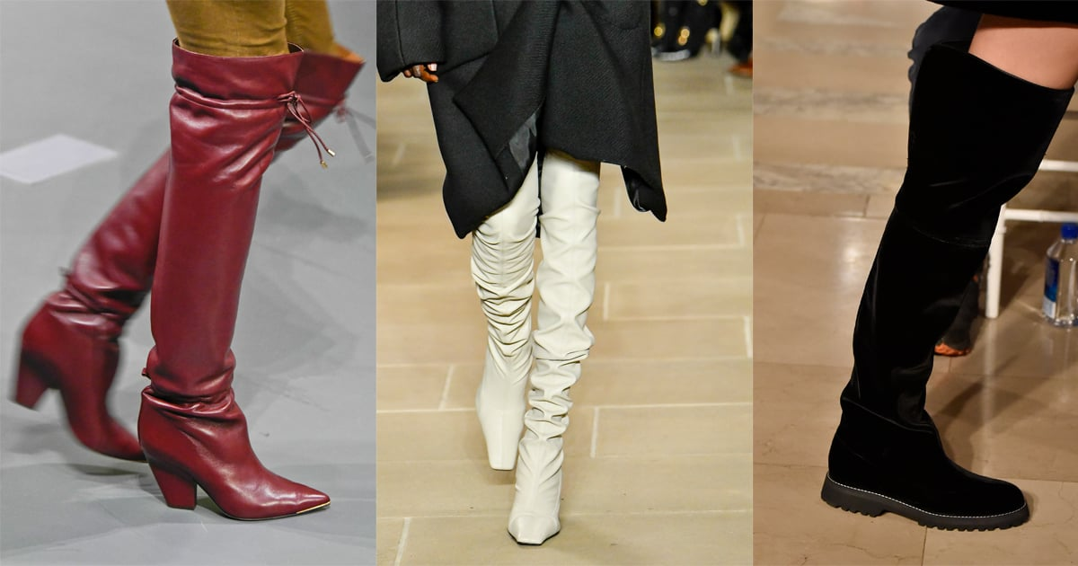 Shoes From Fashion Week Fall 2020