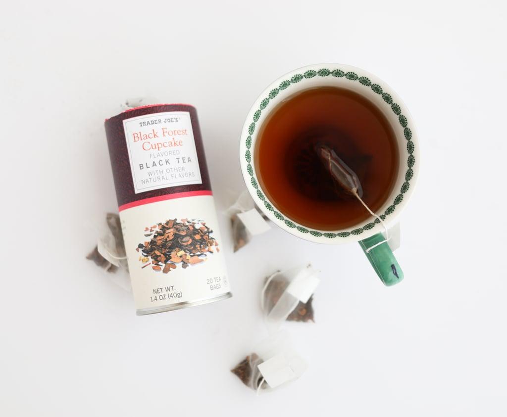 Black Forest Cupcake Tea ($4)