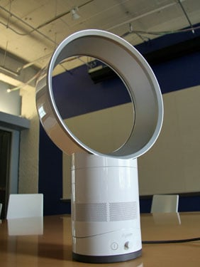 Pictures of the Dyson Desk Fan