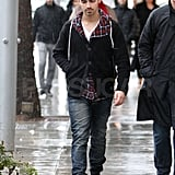 Pictures of Joe Jonas Shopping in Beverly Hills