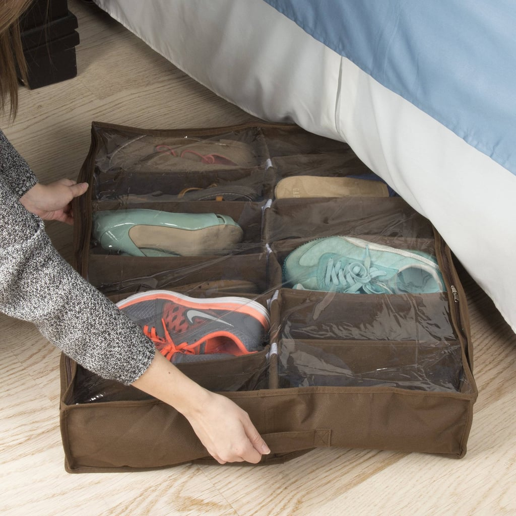 Under-Bed Storage Shoe Organiser Bag