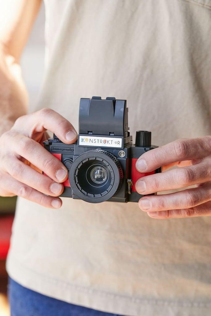 For the Photographer: Lomography Konstruktor F 35mm Camera