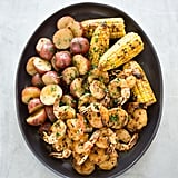 Get the recipe: Maryland-style grilled shrimp and corn from The Six-Ingredient Solution
