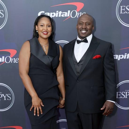 Maya Moore Honored With Arthur Ashe Courage Award 2021 ESPYs