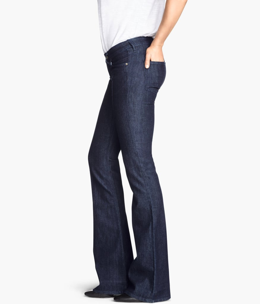 H&M Flared Low-Rise Jeans ($40)