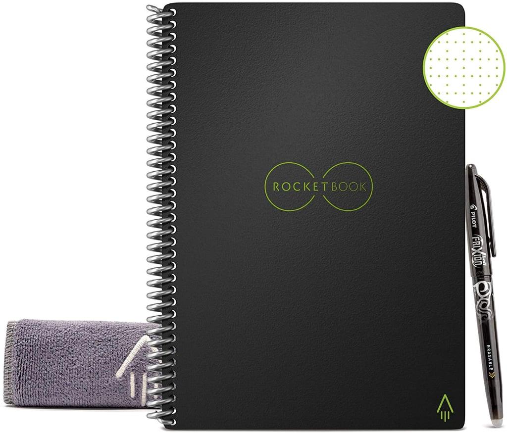 A Cool Notebook: Rocketbook Everlast Reusable Smart Notebook