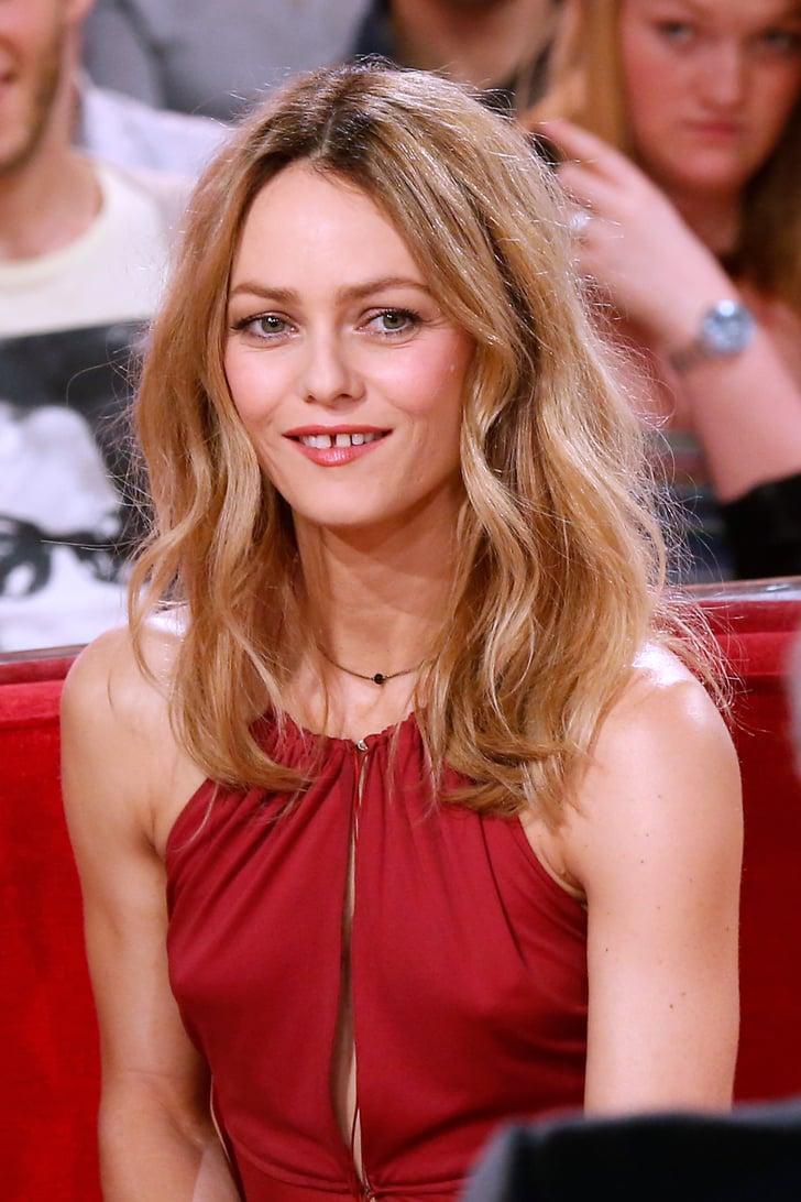 Vanessa Paradis | Celebrities With Gap Teeth | POPSUGAR ...