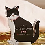 ModCloth Year of the Critter 2018 Desk Calendar