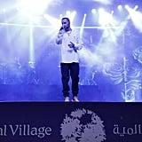 Liam Payne Dubai 2018 Pictures