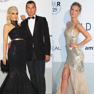 Pictures of amfAR Cinema Against AIDS Gala at Cannes