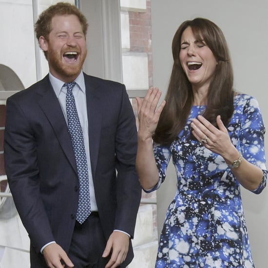 Photos de Kate Middleton et du Prince Harry